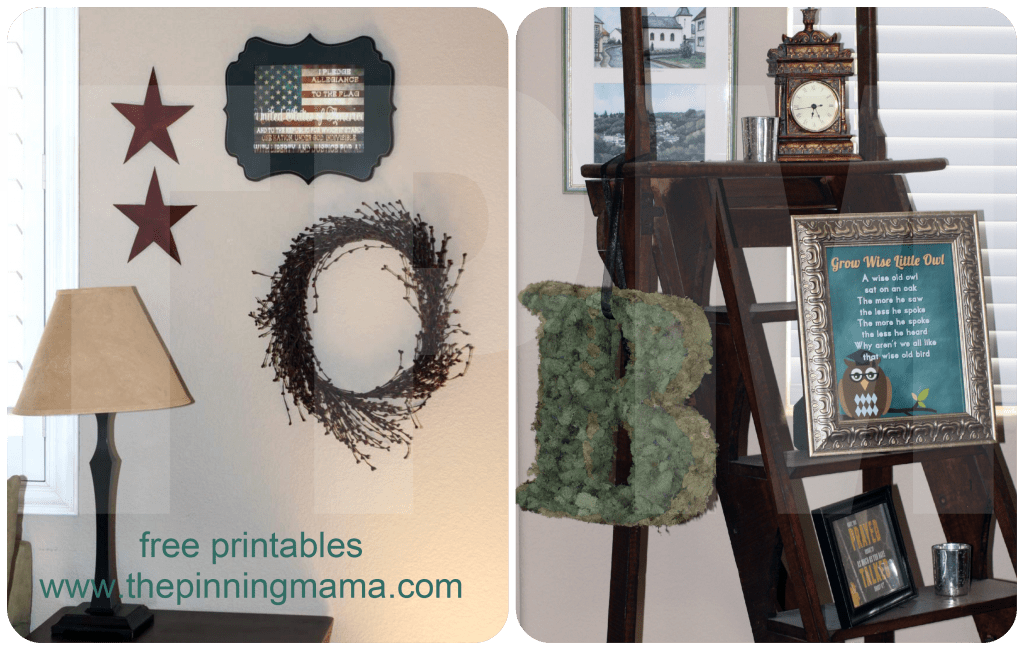 printables, free printables, free, seasonal decor
