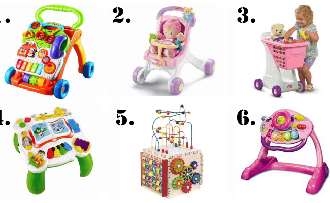 Best Gifts For A 1 Year Old Girl The Pinning Mama