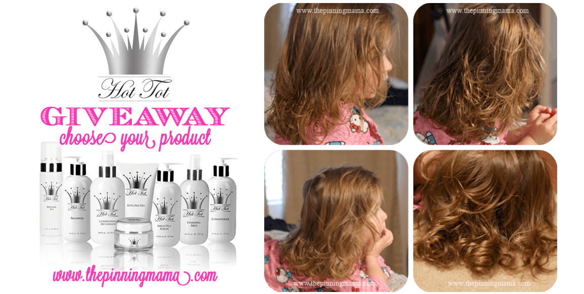 hot tot hair products, baby products, natural products, organic products, baby must haves, hair giveaway