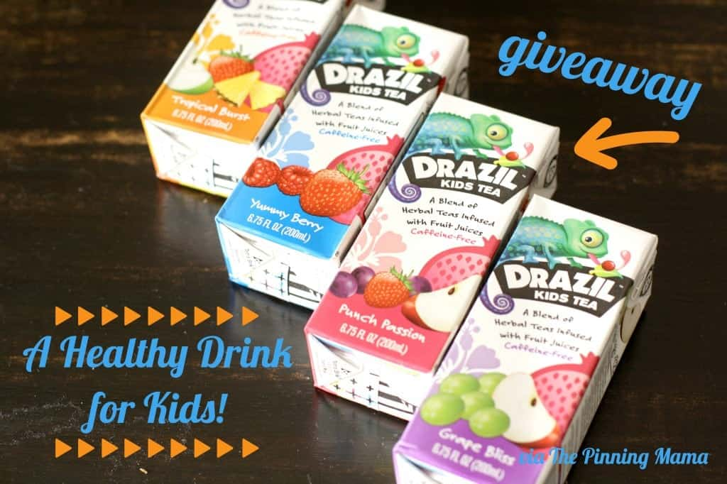 A healthy drink for kids www.thepinningmama.com