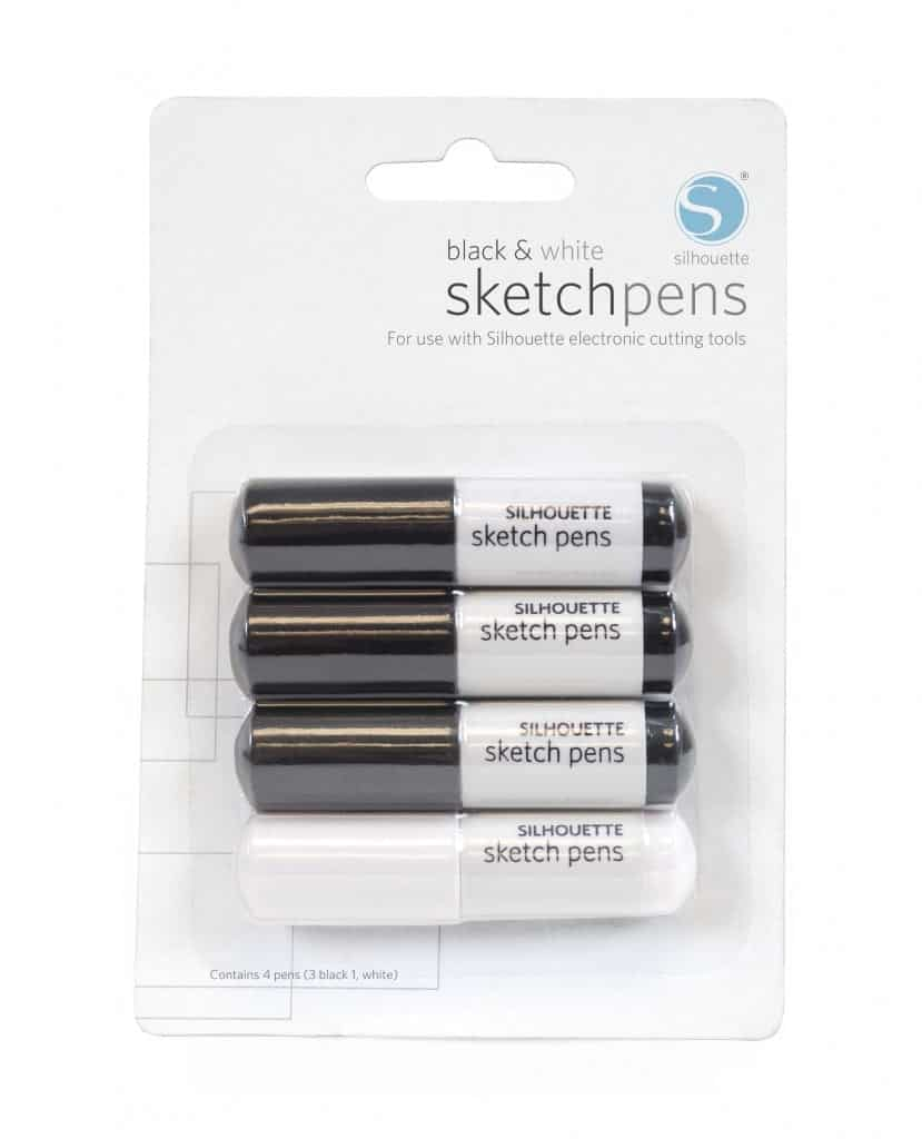 Silhouette Sketch pens sale and promo code