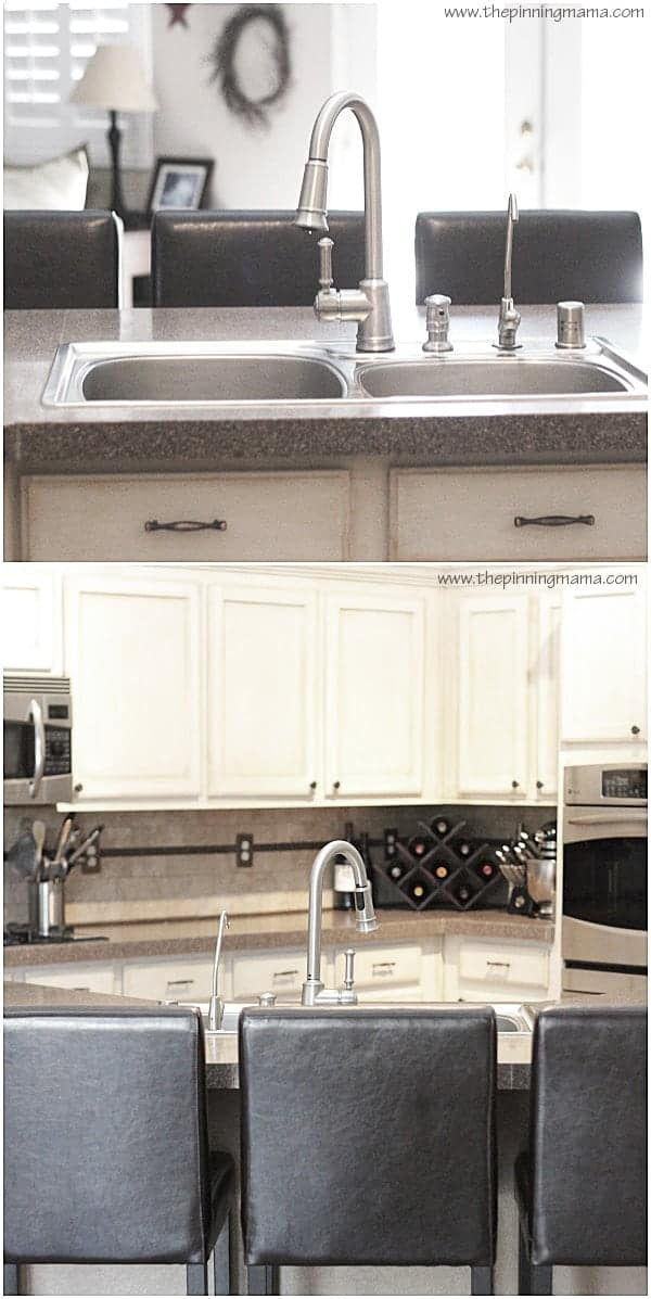 What you need to know to install a new faucet in your kitchen! All the FAQ's on what your options are!