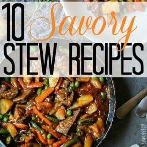 10 Savory Stew Recipes