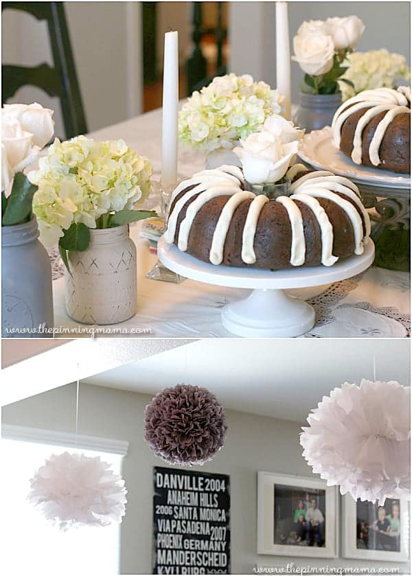 Love all of these baby shower ideas! The decor and food was awesome!