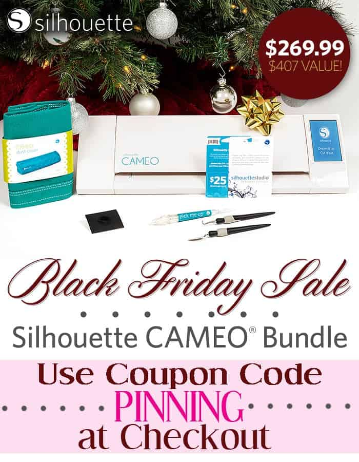 Silhouette CAMEO sale coupon code