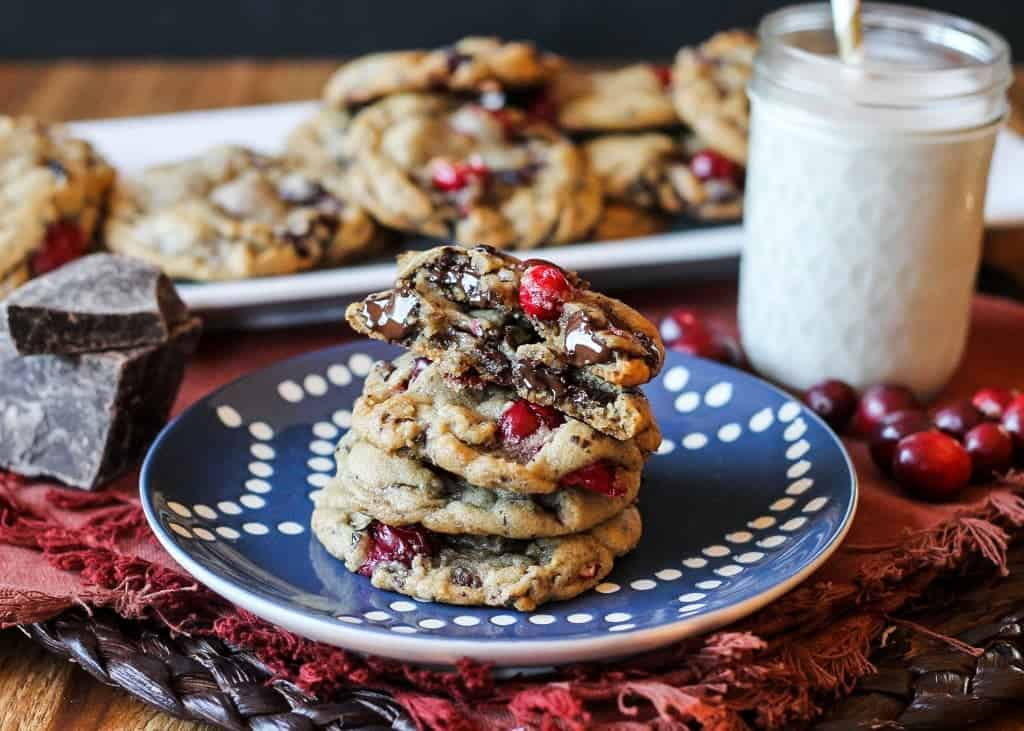 Browned-Butter-Cranberry-Chocolate-Chunk-Cookies-5-1024x731