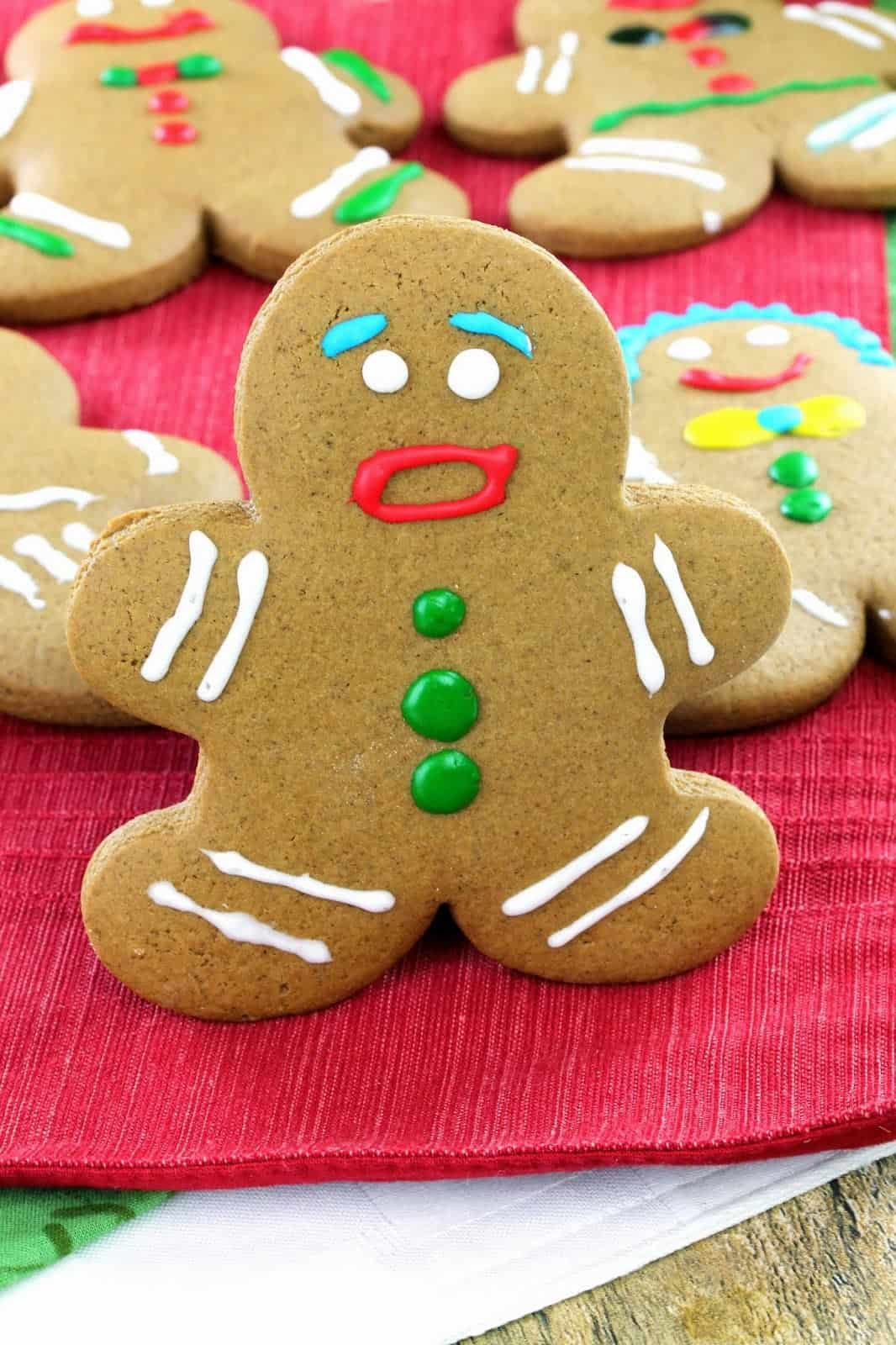 Gingerbread Man 1