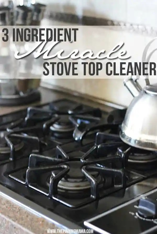 How To Clean A Stove Top Burner For Gas Hob Recipes By Warren Nash