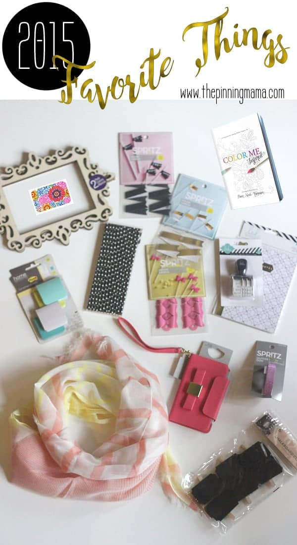 My Favorite things of 2015!  I LOVE that little phone wallet with the bow!! Swoon!
