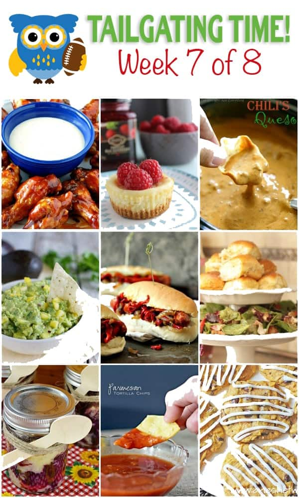 Tailgating Food Ideas Week 7 TGIF This Grandma Is Fun