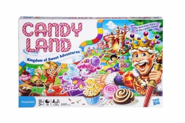Board Games for Preschoolers: Candy Land
