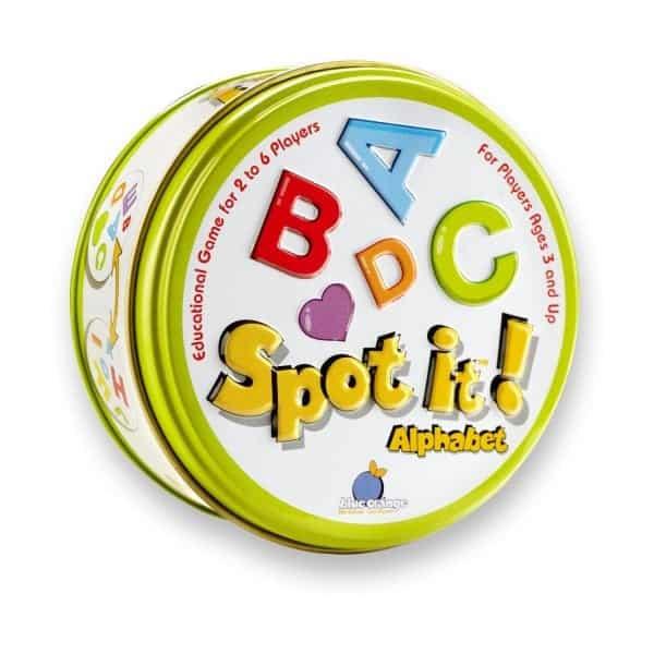 Board Games for Preschoolers: Spot It