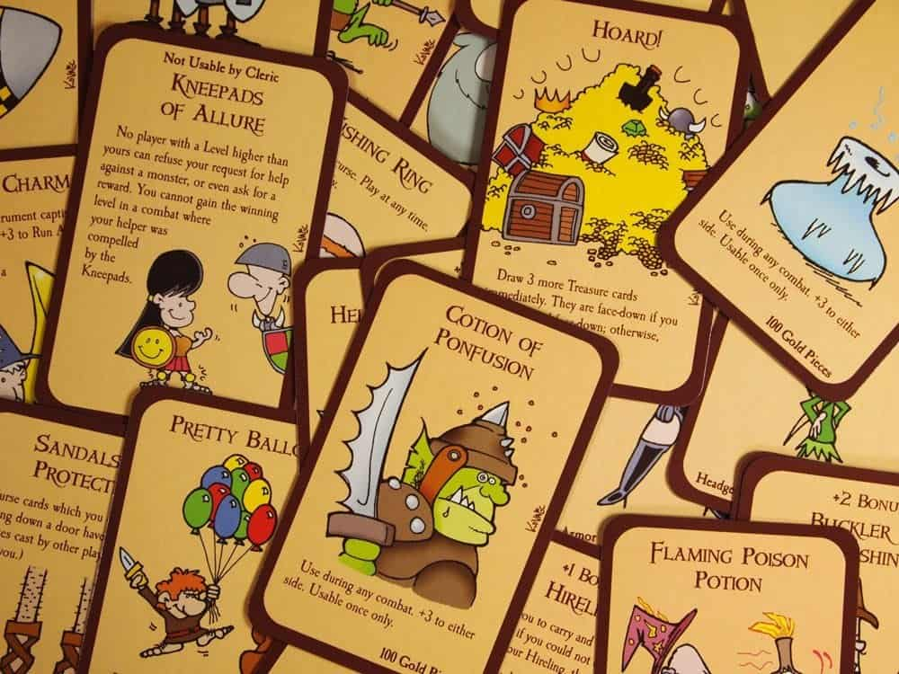 10+ Amazing Card Games for your Family: Munchkin | www.thepinningmama.com