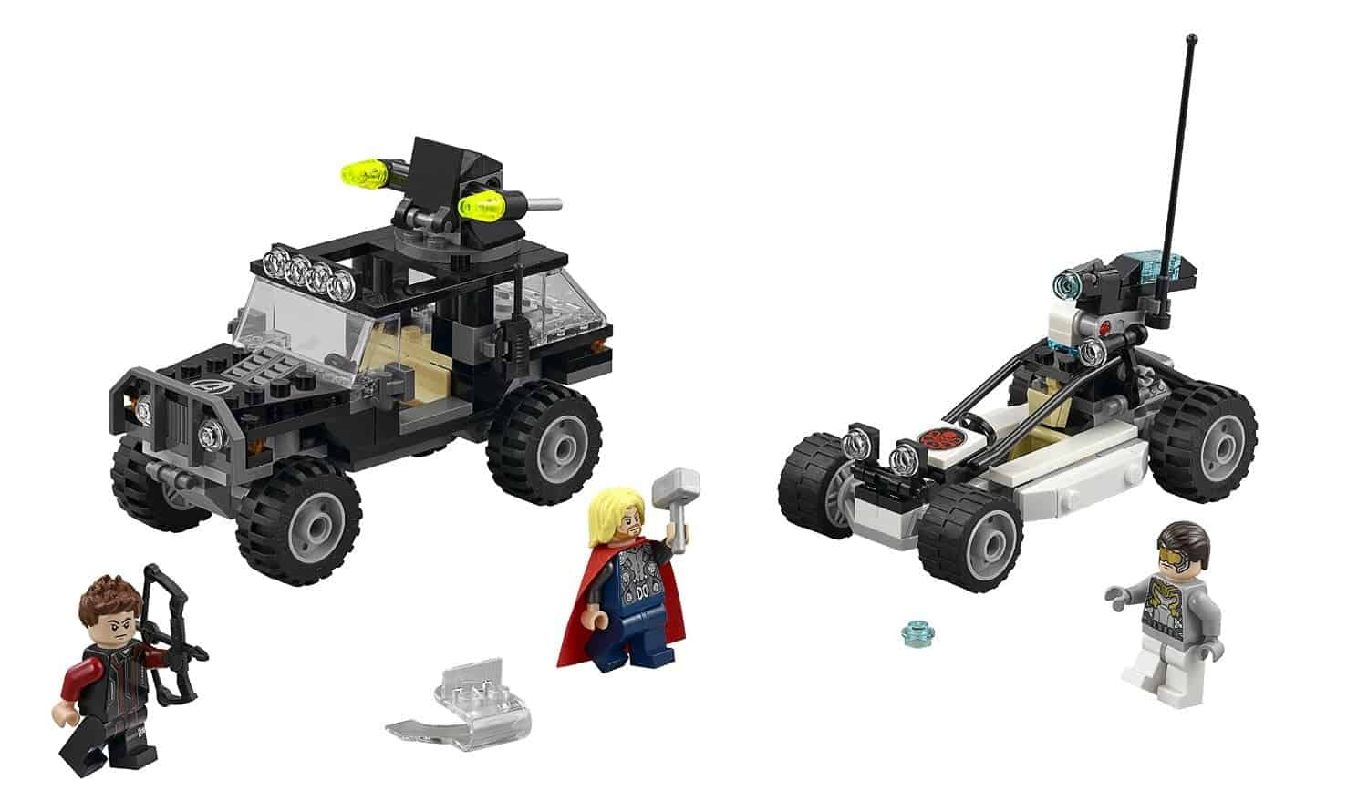 Lego Gift Ideas by Age - Toddler to Twelve Years: Superheros Avengers | www.thepinningmama.com