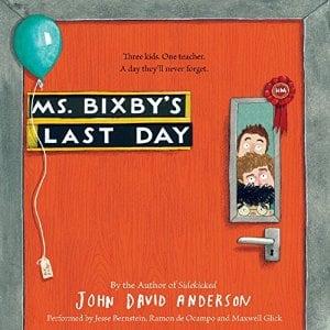Ms Bixby's Last Day Audio Book