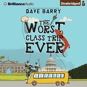 The Worst Class Trip Ever Audio book for kids