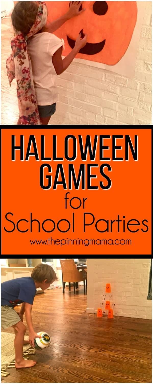 Great games for school parties