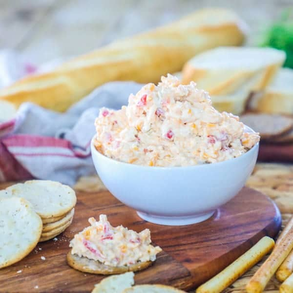 Pimento Cheese Dip from scratch