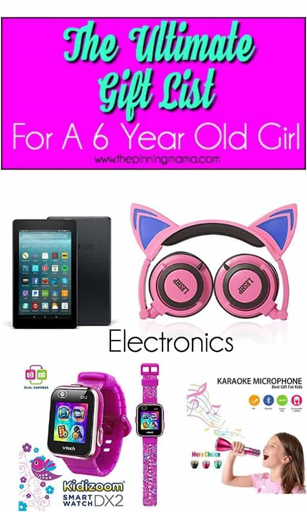 The Ultimate Gift List For A 6 Year Old Girl The Pinning