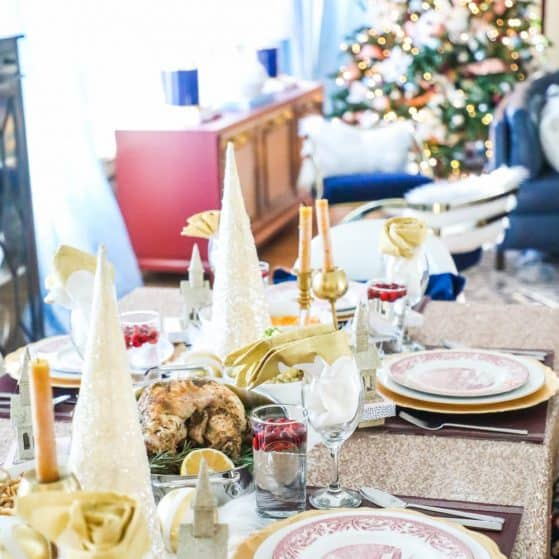 Holiday Table Ideas