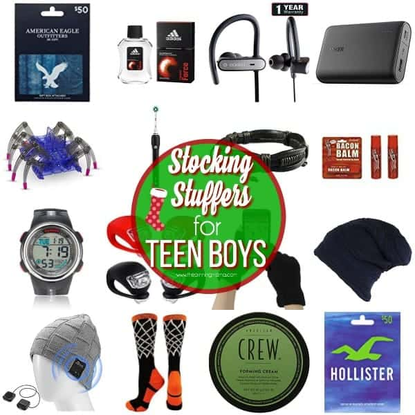 The Ultimate List of Stocking Stuffers for Teenage Boys