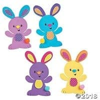 Easter Bunny Craft for school parties.