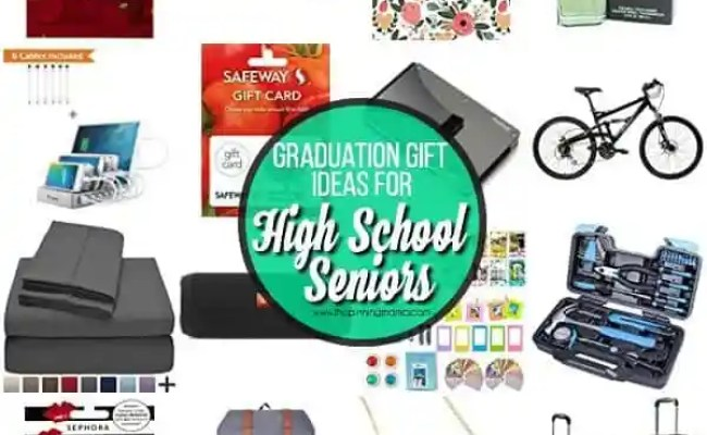 High School Graduation Gift Ideas The Pinning Mama