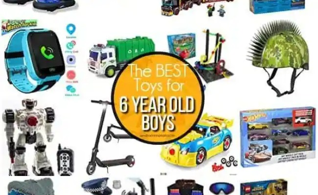 Toys For 6 Year Old Boys The Pinning Mama
