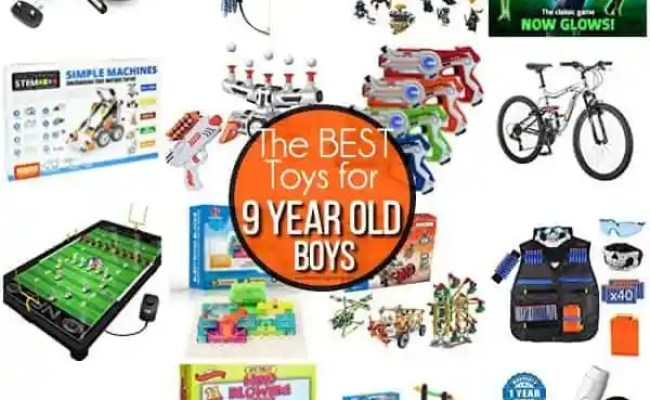 Toys For 9 Year Old Boys The Pinning Mama