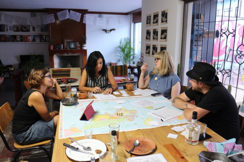 The Pin Project - Convivio OAXACA MEXICO