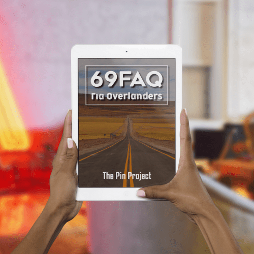 69 FAQ Before Going Overland eBook GREEK