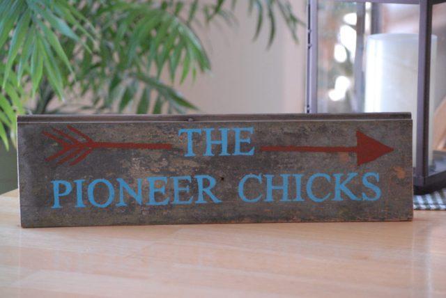 The Pioneer Chicks