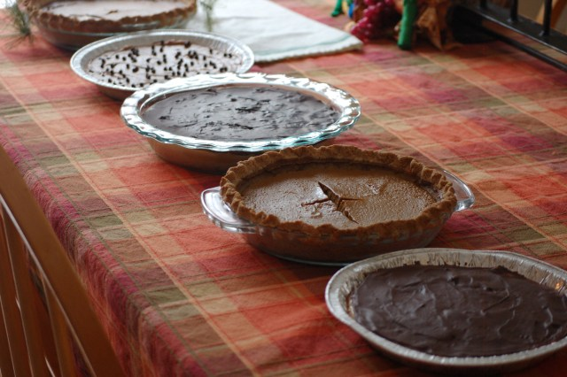 Thanksgiving Pie Recipe Roundup- Choose from 10 different delicous looking pies ranging from gluten-free to grain-free to dairy free!