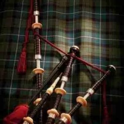 Duncan Macrae Bagpipes by Stuart Liddell SL4 made by McCallum Bagpipes