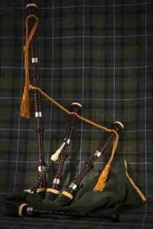 Duncan MacRae Bagpipes SL0 by Stuart Liddell