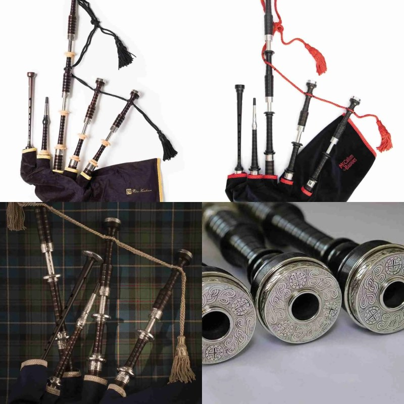 Bagpipe Shop at The Pipe Band Store