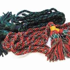 Royal Stewart Bagpipe Cords