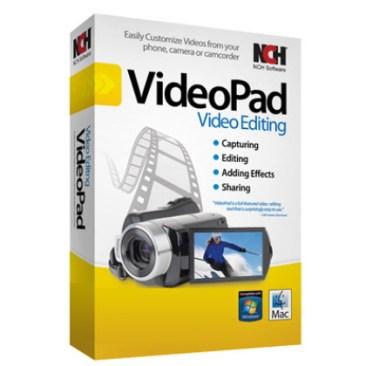 VideoPad Video Editor PRO Crack download