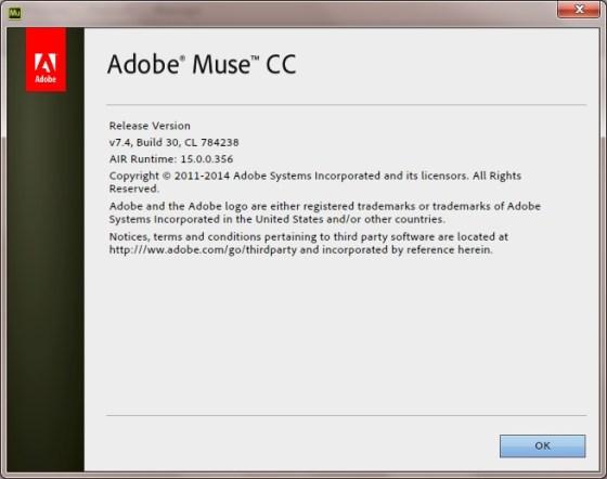 Adobe Muse CC 7.4 torrent