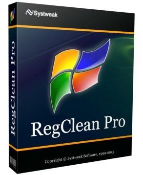 RegClean Pro crack download