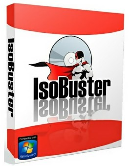 download IsoBuster Pro full crack