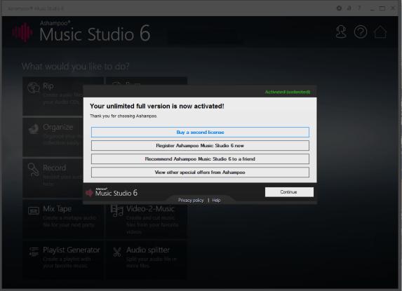 Ashampoo Music Studio full crack torrent