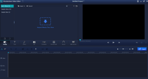 Wondershare Video Editor 5.1.1 crack