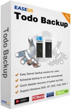 EaseUS Todo Backup Home Serial Key