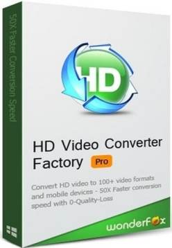WonderFox HD Video Converter Factory full crack torrent download