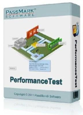Passmark Performance Test crack download