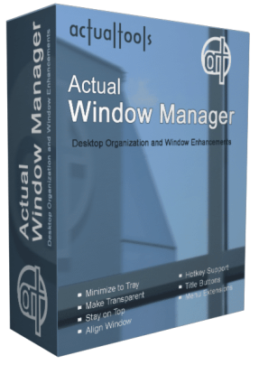 Actual Window Manager crack download