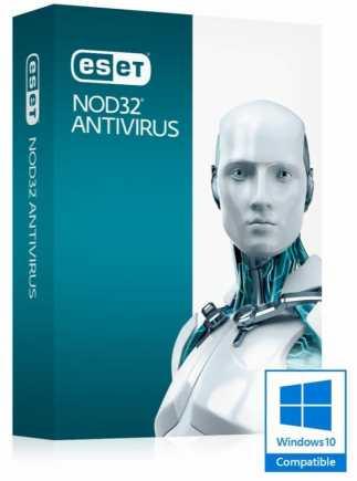ESET NOD32 Antivirus license valid till 2020