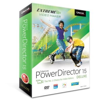 Crack for CyberLink PowerDirector 15 Ultimate edition free download