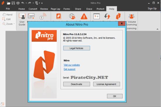 Nitro Pro Enterprise 11 keygen & patch